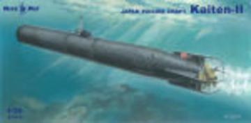 Kaiten-II - Japan Kamikaze torpedo · MMR MM35019 ·  Micro Mir · 1:35