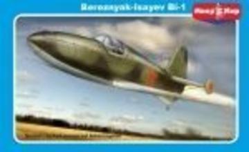 Bi-1 Soviet rocket-powered interceptor · MMRMM48010 ·  Micro Mir · 1:48