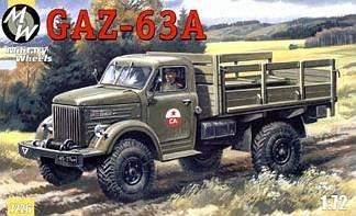 GAZ-63A · MW 7226 ·  Military Wheels · 1:72