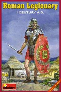 Römischer Legionär 1. Jh.n.Chr. · MA 16005 ·  Mini Art · 1:16