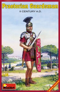 Prätorianer 2. Jh. n. Chr · MA 16006 ·  Mini Art · 1:16