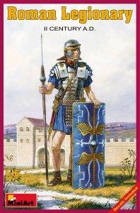 Römischer Legionär 2. Jh,n,Chr. · MA 16007 ·  Mini Art · 1:16