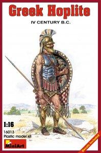 Griechischer Hoplit IV. Jhdt. v. Chr. · MA 16013 ·  Mini Art · 1:16