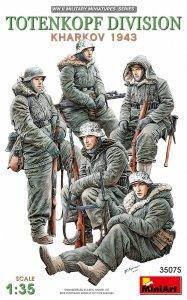 Totenkopf Division (Kharkov 1943) · MA 35075 ·  Mini Art · 1:35