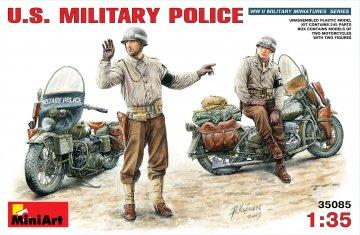 U.S. Militär Polizei · MA 35085 ·  Mini Art · 1:35