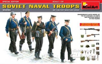 Soviet Naval Troops, Special Edition · MA 35094 ·  Mini Art · 1:35
