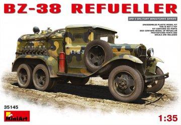 BZ-38 Refueller · MA 35145 ·  Mini Art · 1:35
