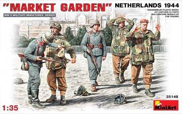 Market Garden (Netherlands 1944) · MA 35148 ·  Mini Art · 1:35