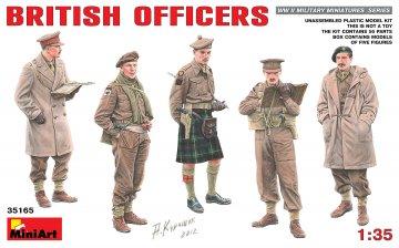 Britisch Officers · MA 35165 ·  Mini Art · 1:35