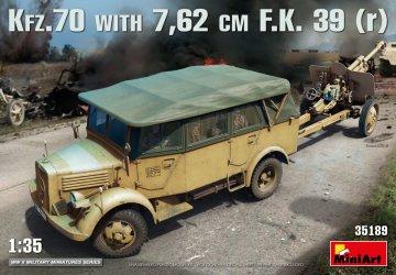 Kfz.70 & 7,62 cm F.K. 39(r) · MA 35189 ·  Mini Art · 1:35