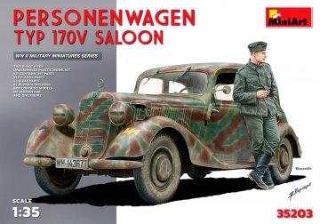 Personenwagen Typ 170V Saloon. Special Edition · MA 35203 ·  Mini Art