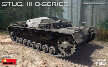 Stug.III 0-Series · MA 35210 ·  Mini Art · 1:35