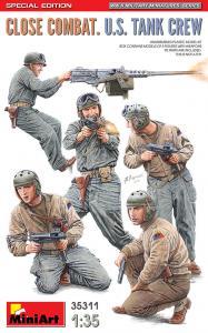 Close Combat. U.S. Tank Crew - Special Edition · MA 35311 ·  Mini Art · 1:35