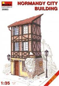 Stadthaus in der Normandie · MA 35503 ·  Mini Art · 1:35