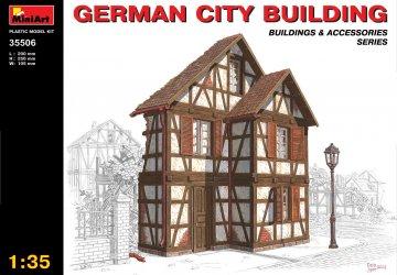 Deutsches Stadthaus · MA 35506 ·  Mini Art · 1:35