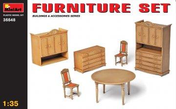 Möbel Set · MA 35548 ·  Mini Art · 1:35