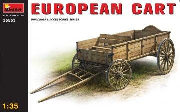 Europäische Karre · MA 35553 ·  Mini Art · 1:35