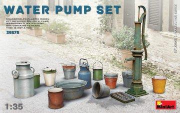 Water Pump Set · MA 35578 ·  Mini Art · 1:35