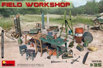 Field Workshop · MA 35591 ·  Mini Art · 1:35