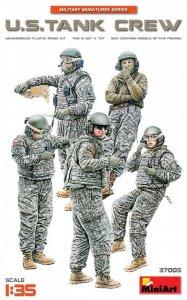 U.S. Tank Crew · MA 37005 ·  Mini Art · 1:35