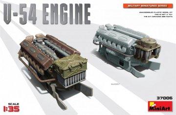 V-54 Engine · MA 37006 ·  Mini Art · 1:35