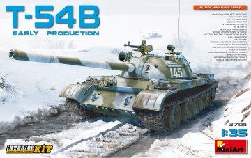 Tank T-54B (Early Produktion) Interior Kit · MA 37011 ·  Mini Art · 1:35