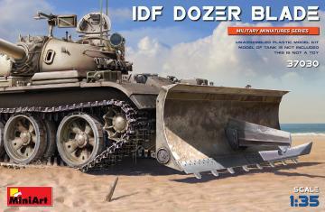 IDF Dozer Blade · MA 37030 ·  Mini Art · 1:35