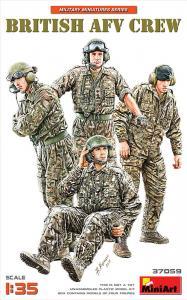 British AFV Crew · MA 37059 ·  Mini Art · 1:35