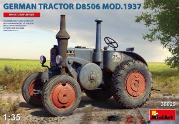 German Tractor D8506 Mod. 1937 · MA 38029 ·  Mini Art · 1:35