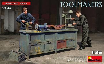 Toolmakers · MA 38048 ·  Mini Art · 1:35