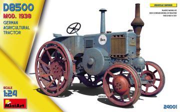 Soviet Ball Tank Sharotank - Interior Kit · MA 40001 ·  Mini Art · 1:35
