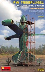 Focke Wulf Triebflugel with Boarding Ladder · MA 40005 ·  Mini Art · 1:35