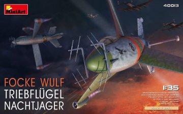 Focke Wulf Triebflügel Nachtjäger · MA 40013 ·  Mini Art · 1:35