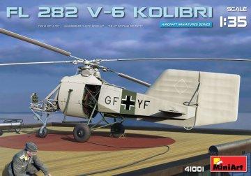 FL 282 V-6 Kolibri · MA 41001 ·  Mini Art · 1:35