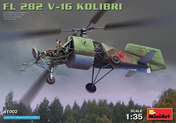Fl 282 V-16 Kolibri · MA 41002 ·  Mini Art · 1:35