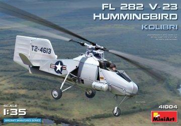 FL 282 V-23 Hummingbird (Kolibri) · MA 41004 ·  Mini Art · 1:35