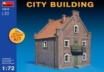 City Building · MA 72019 ·  Mini Art · 1:72
