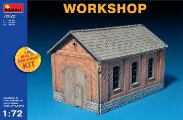 Workshop · MA 72022 ·  Mini Art · 1:72