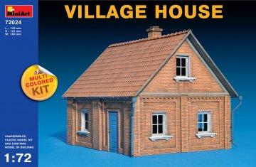 Village House · MA 72024 ·  Mini Art · 1:72
