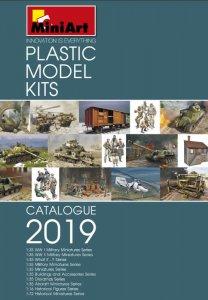 Miniart Katalog 2019 · MA KAT2019 ·  Mini Art · 1:35