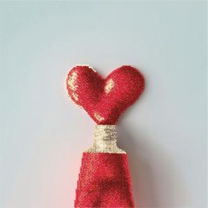 Colors of Love Perlenstickset · MAC 33032 ·  Miniart Crafts