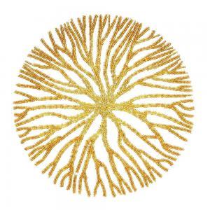 Glitzer-Baum. Weiße Ausgabe, Perlenstickset · MAC 55025 ·  Miniart Crafts