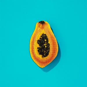 Papaya, Perlenstickset · MAC 99005 ·  Miniart Crafts