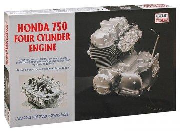 Honda 750 4-Cylinder · MIN 11202 ·  Minicraft Model Kits · 1:3