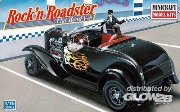 Rock ´N Roadster · MIN 11224 ·  Minicraft Model Kits · 1:16