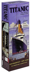 RMS Titanic deluxe · MIN 11315 ·  Minicraft Model Kits · 1:350