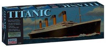 RMS Titanic - Deluxe Edition · MIN 11320 ·  Minicraft Model Kits · 1:350