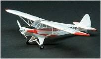 Piper Super Cub · MIN 11611 ·  Minicraft Model Kits · 1:48