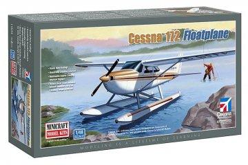 Cessna 172 Wasserflugzeug · MIN 11634 ·  Minicraft Model Kits · 1:48