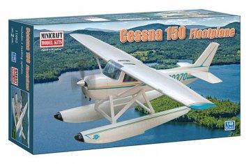 Cessna 150, Wasserflugzeug · MIN 11662 ·  Minicraft Model Kits · 1:48